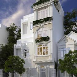 Những mẫu nhà 3 tầng đẹp