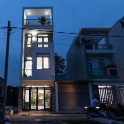 Những mẫu nhà phố đẹp