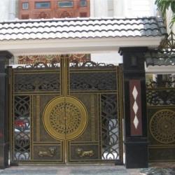 Thiết kế cổng nhà đẹp