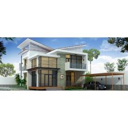 Thiết kế kiến trúc nhà dân dụng