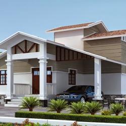 Thiết kế nhà đẹp cấp 4