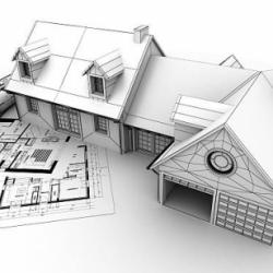 Vẽ kiến trúc nhà ở