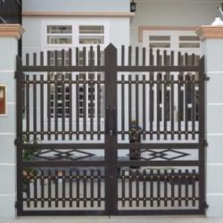 Xây cổng nhà đẹp
