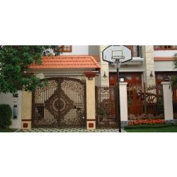Xây cổng nhà theo phong thủy